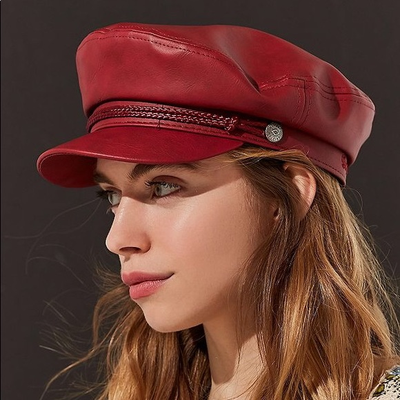 ab06ac895b804 NWT Urban Outfitters x Brixton Fiddler Hat